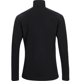 Peak Performance Helo Mid Zip Jacket Men Black